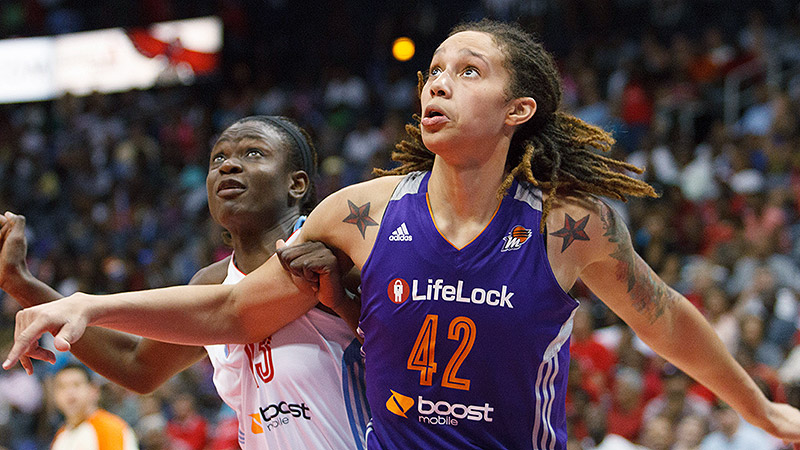 The big girl hit a big shot in the 2013 playoffs to do Phoenix's favorite thing: Beat Los Angeles. But due to injuries and adjustment to the pro game, it took last year's No. 1 draft pick awhile to find herself as a rookie. The Mercury need Griner to hit the ground running now. i-- Mechelle Voepel/i