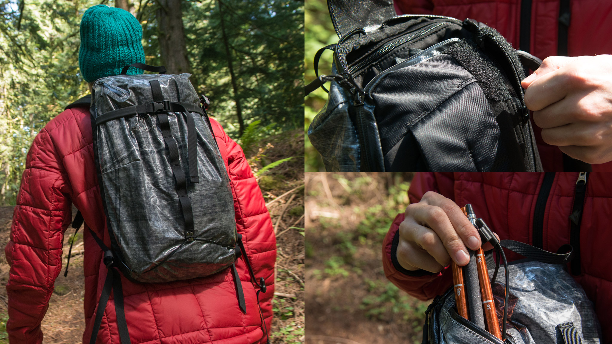 Function: Backcountry Backpack