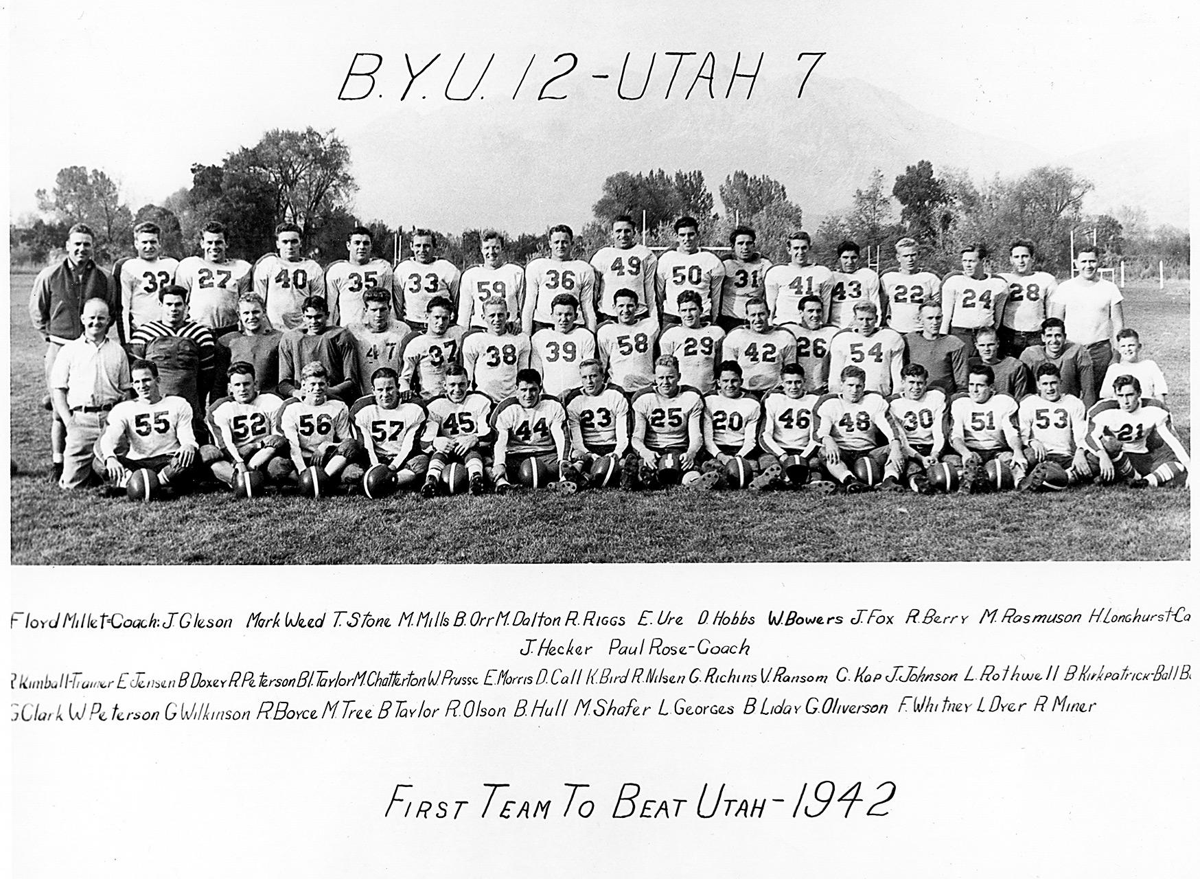 BYU 1942