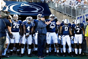 Penn State will get back five football scholarships next year and more will gradually be restored until the program reaches normal levels in 2016-17, the NCAA announced Tuesday.