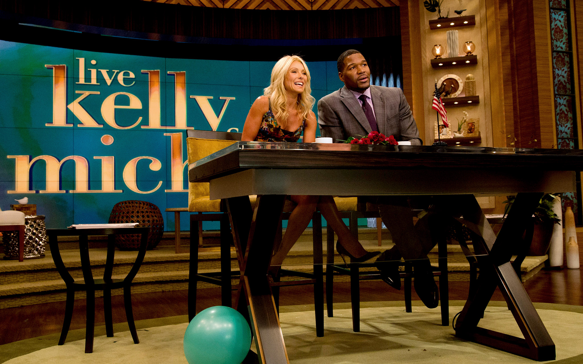 Live! With Kelly and Michael recently celebrated its one-year anniversary with rave reviews and impressive ratings.