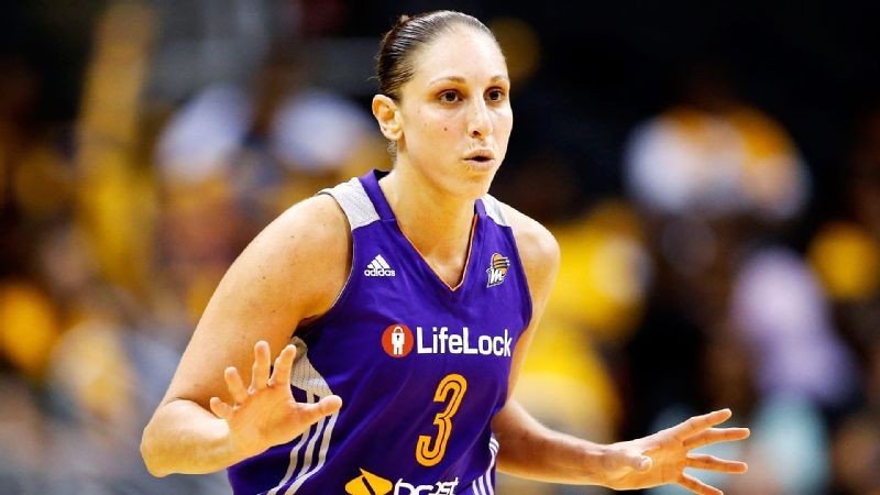 Diana Taurasi says the Mercury need to continue to shore up their defense to have a chance against the Lynx.