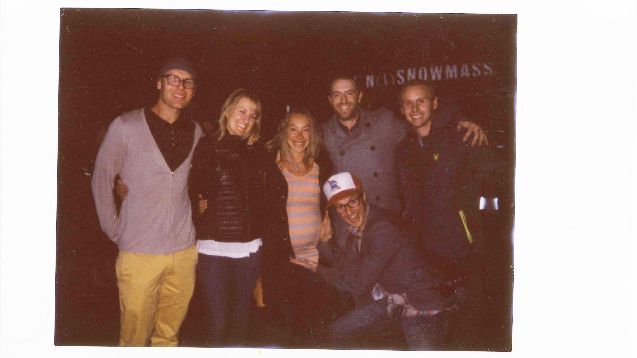 Greg Strokes, Meghan Grabow, Tess Weaver Strokes, Digi Dave Amirault, Jamie Starr
