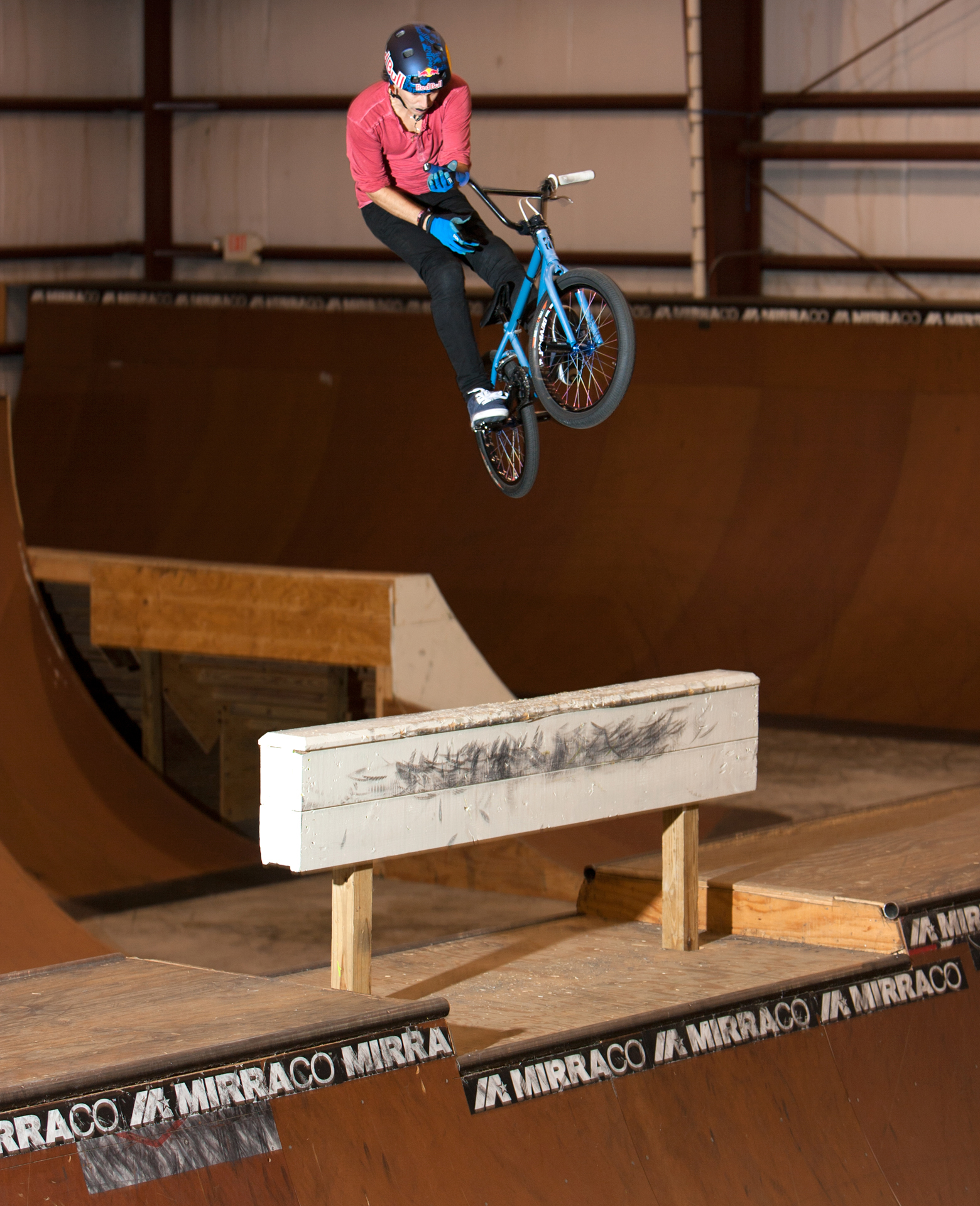 Dhers, barspin transfer