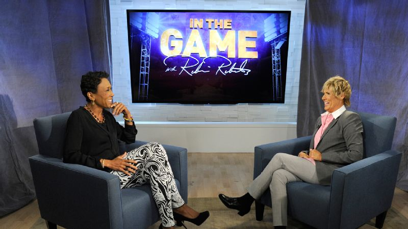 In The Game with Robin Roberts: Diana Nyad