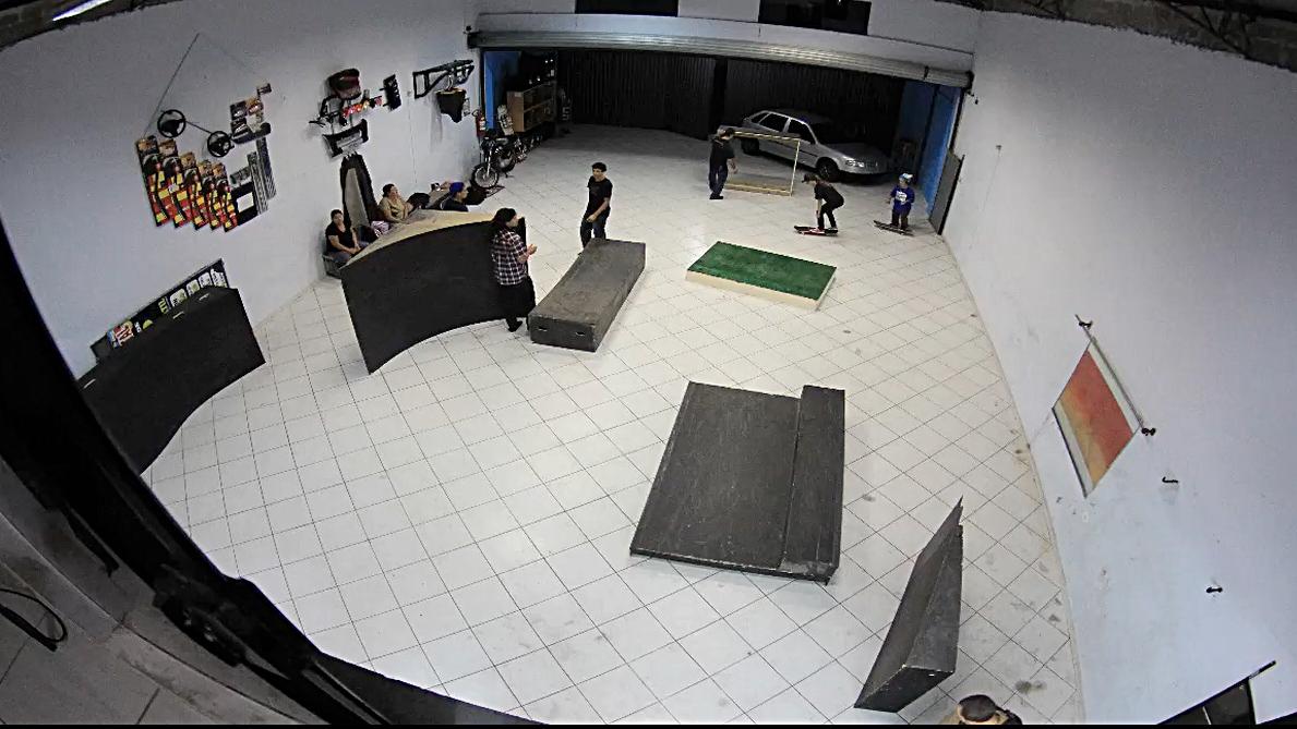 A BORDO 05 - Skate Lego