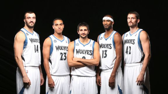 Everyone is here -- and, more importantly, healthy. Can the Timberwolves take a step forward?