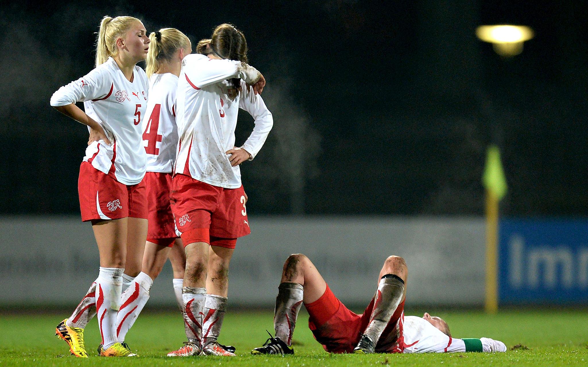 U17 Girls Euro Qualifier