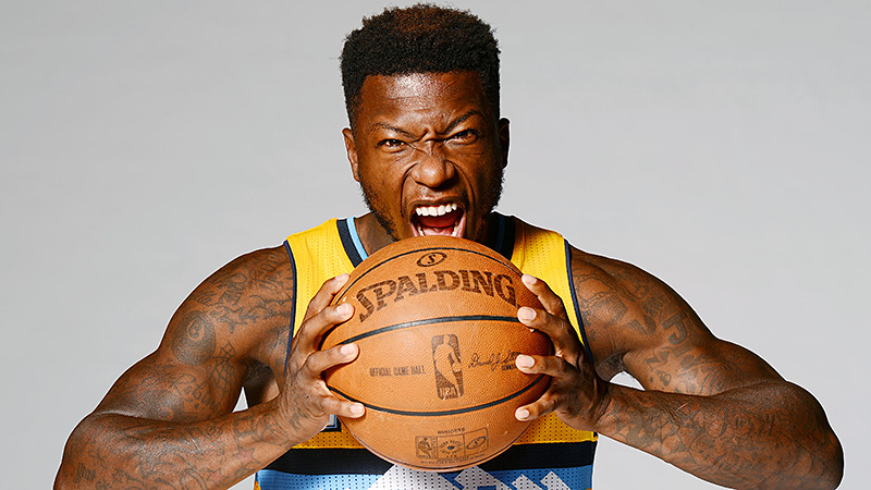 The NBA's favorite little person not named Kevin Hart, career journeyman Nate Robinson has probably played for your team by now. And if that's not enough reason to follow him, the Nuggets guard is a Twitter machine with constant contests and videos.
