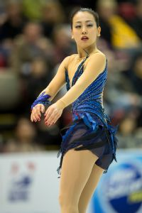 Mao Asada is vying for her third world title and first since 2010.