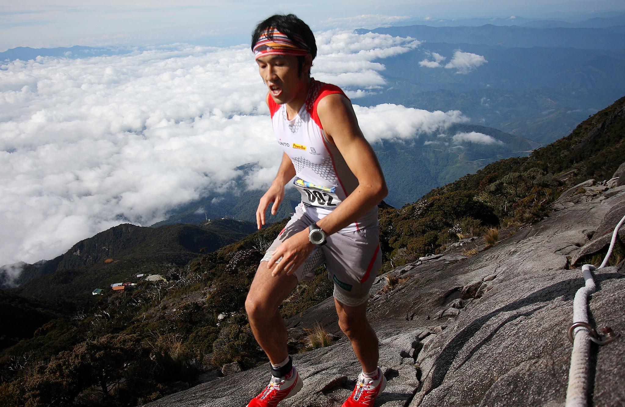 Mount Kinabalu Climbathon