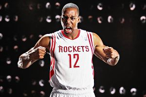 Which version of Dwight Howard will show up for the Rockets?