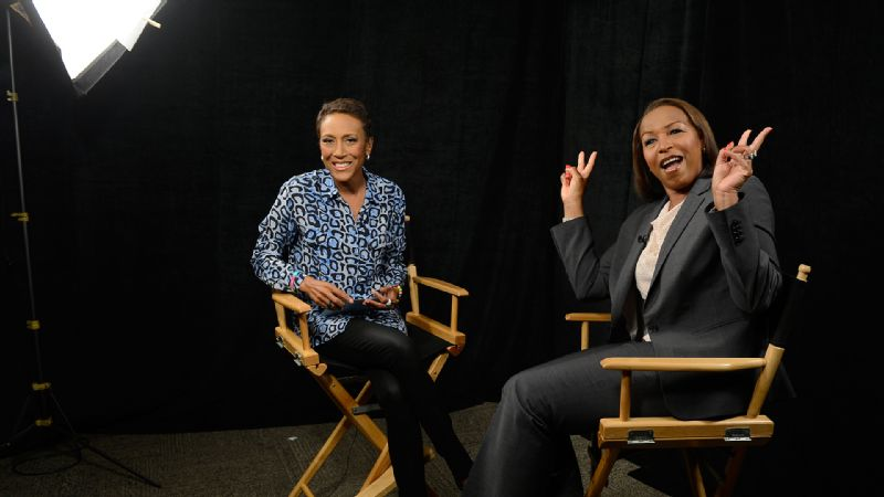 In The Game with Robin Roberts: Cynthia Cooper-Dyke