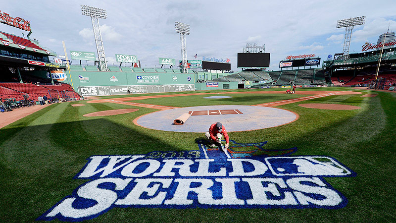 The Red Sox have an eight-game winning streak in the World Series and are hoping to pull off their third straight World Series sweep.