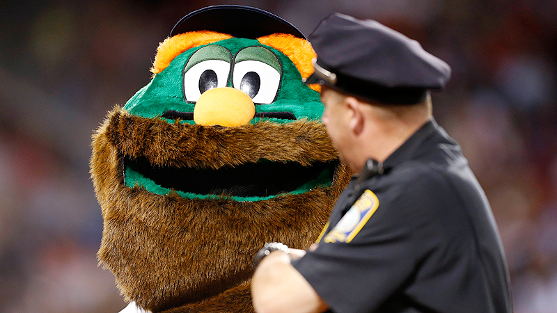Boston Beards: Wally The Green Monster