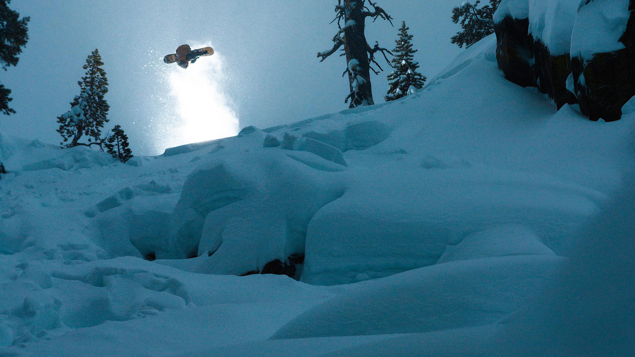 Curtis Woodman, Tahoe