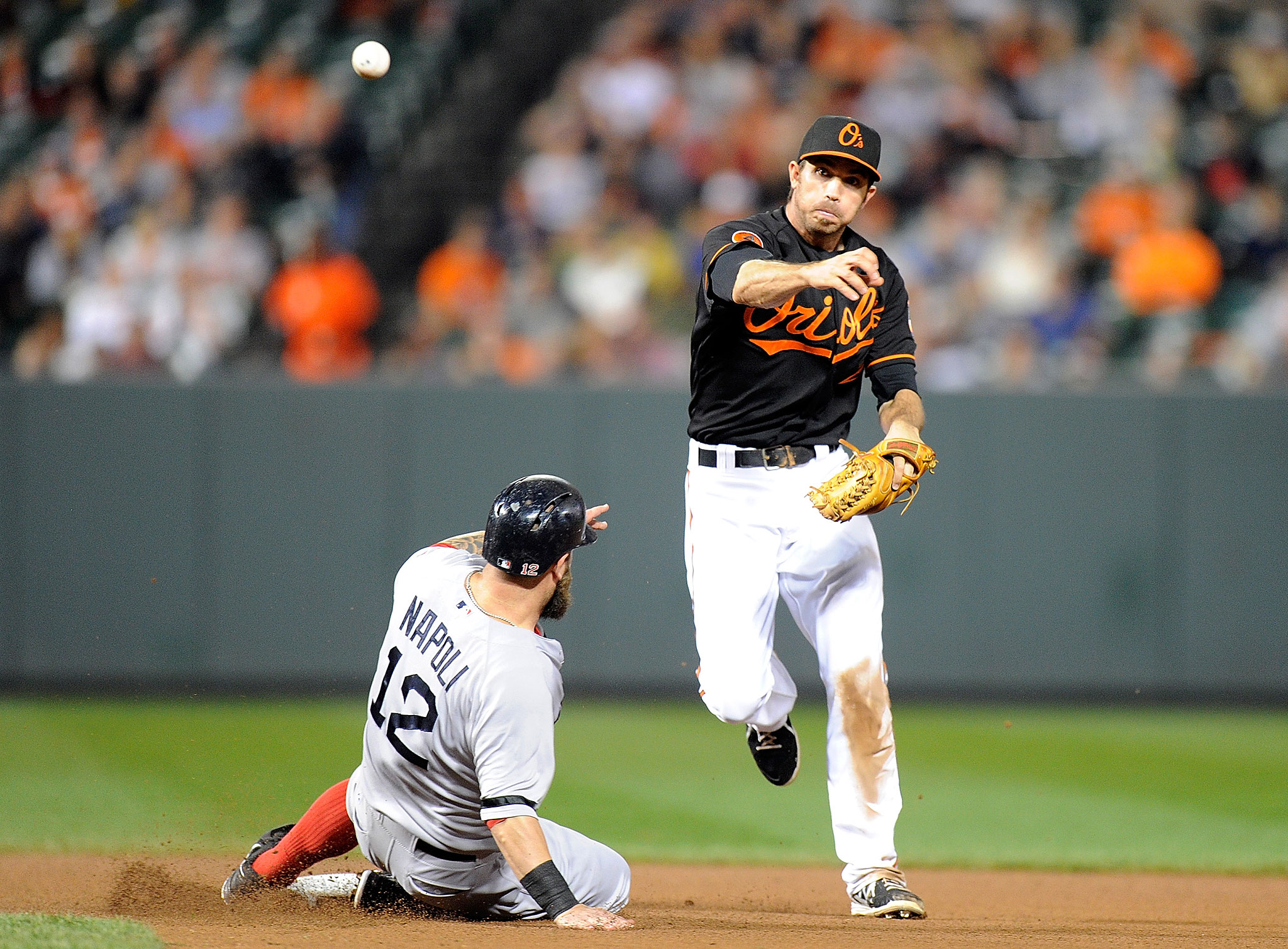 Shortstop: J.J. Hardy