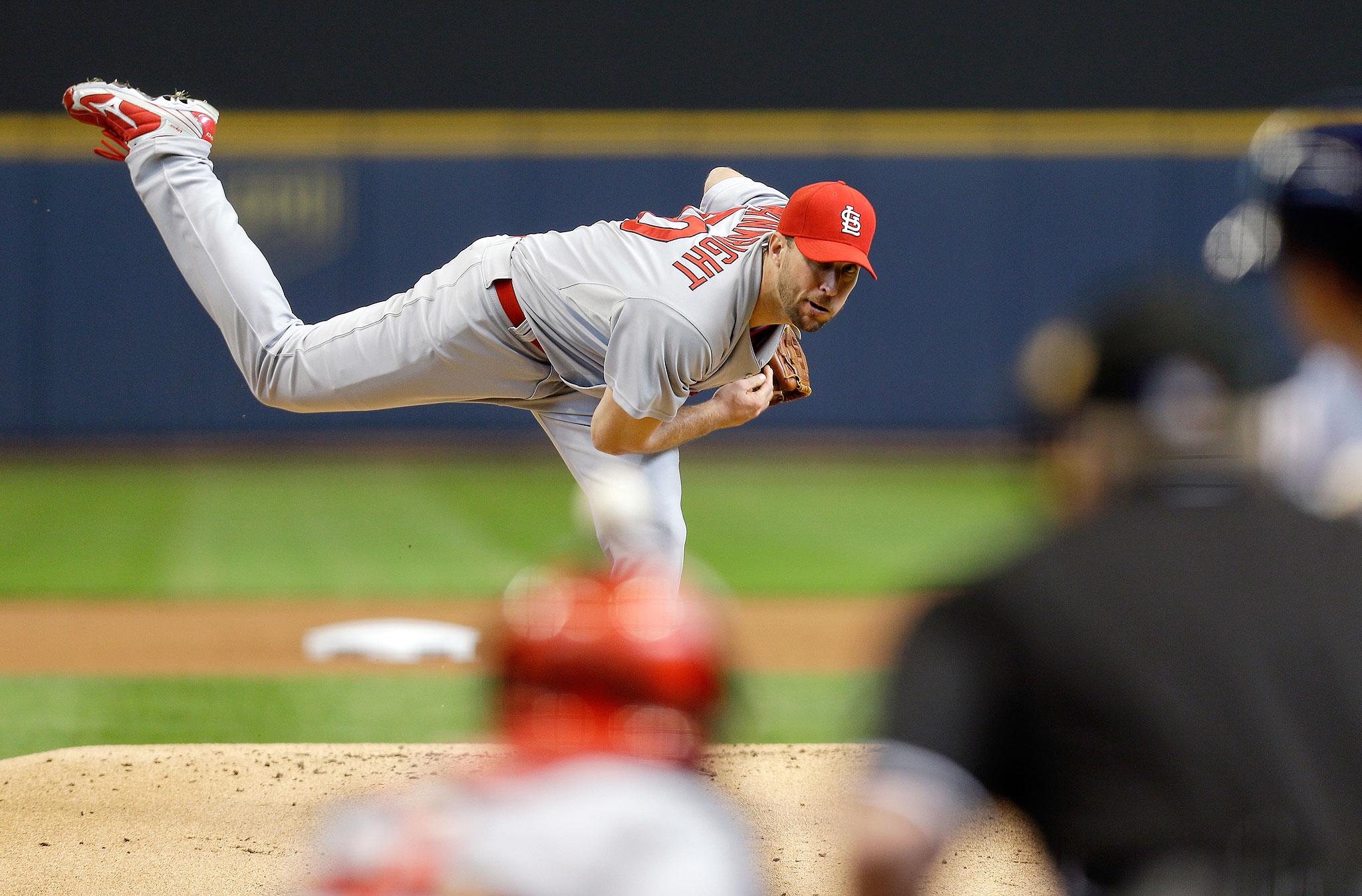 Pitcher: Adam Wainwright