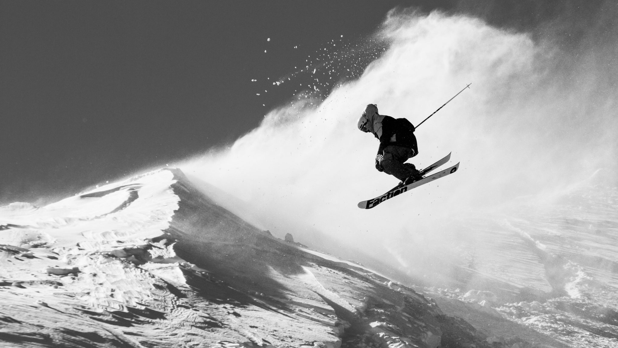 Ian Borgeson, age 20, will be the youngest American competing on the Freeride World Tour this season.