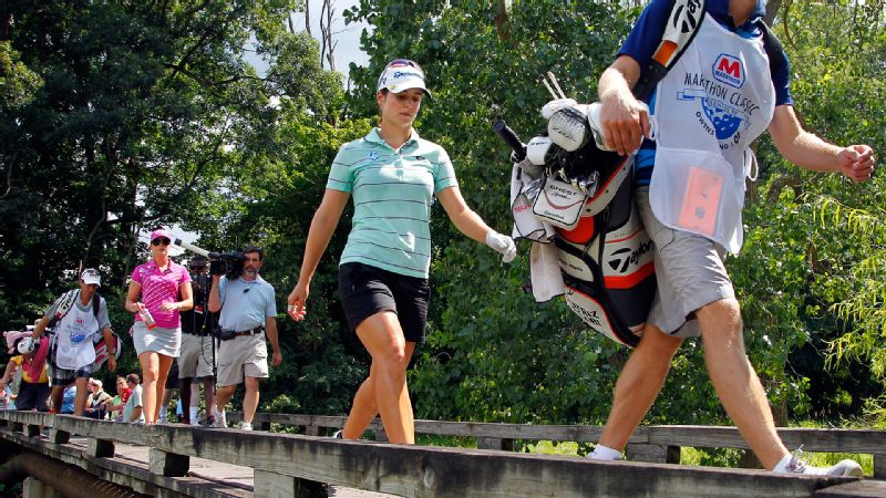 In what became a head-to-head duel in the final round of the Marathon Classic in July, Beatriz Recari edged Paula Creamer by 1 stroke. It was Recaris second win of the year and denied Creamer her first since 2010.