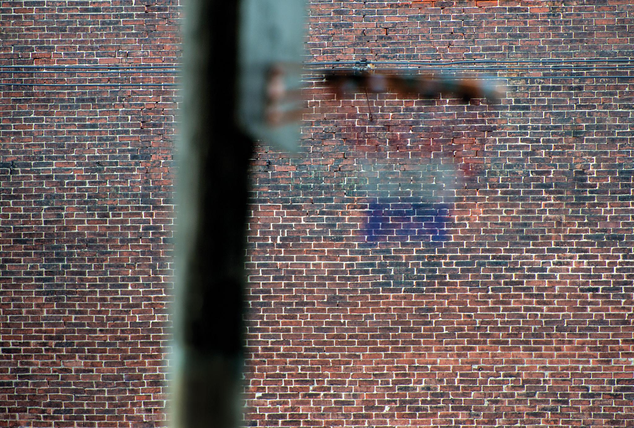 Throwing Up Bricks