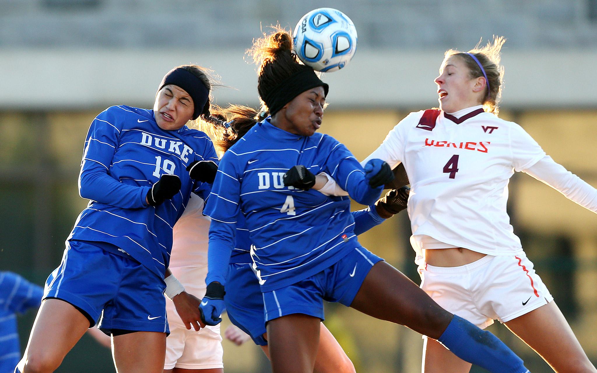 NCAA Women's Soccer Quarterfinals