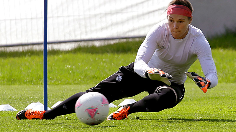 Erin McLeod and the Canadian national team are already prepping for the 2015 World Cup, held in Canada. Their mission: to be the fittest and most organized team on the field.