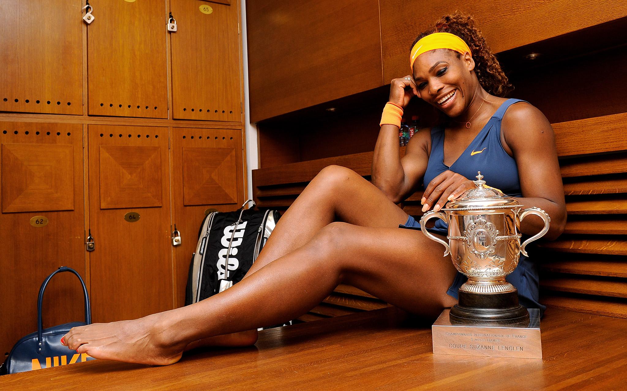 Impact 10: No. 1 Serena Williams
