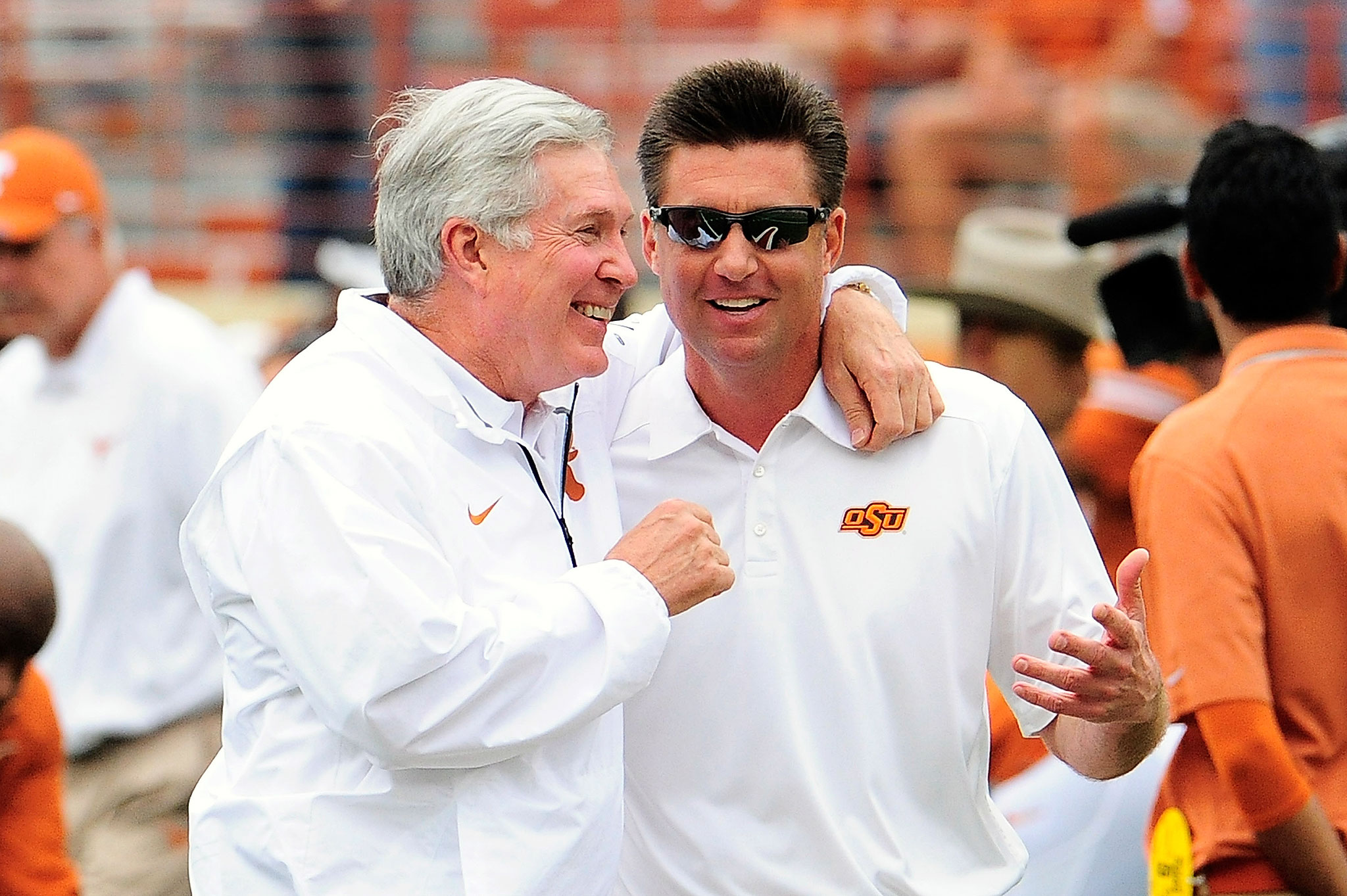 The Oklahoma State comebacks