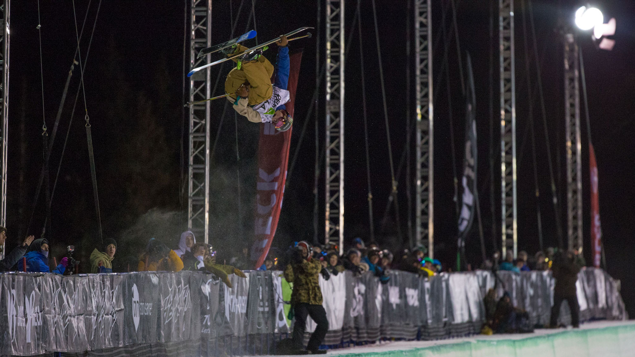 David Wise, Superpipe Winner