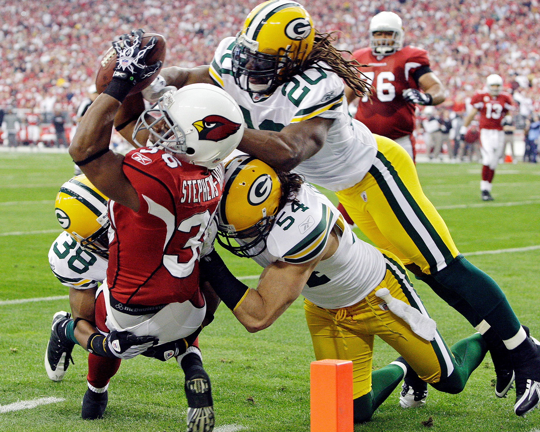 Cardinals-Packers