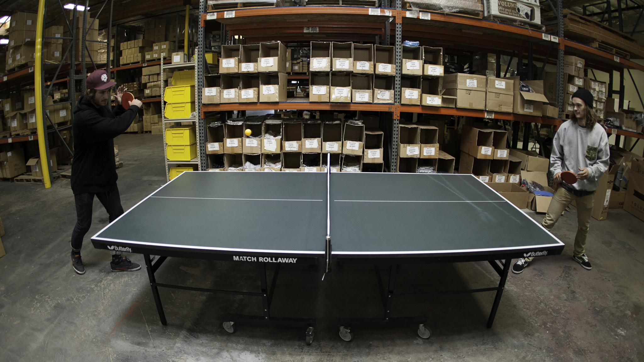 Ping Pong session