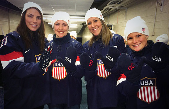 US Hockey Team