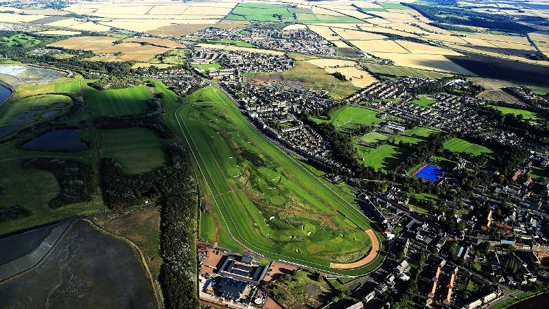 Musselburgh Golf Club is recognized as the site of the first women's golf tournament, held 203 years ago today.