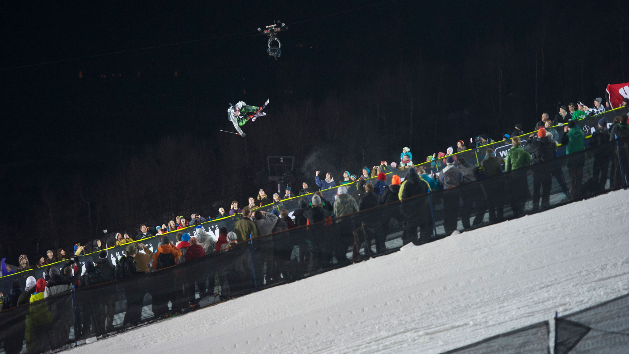 Torin Yater-Wallace got the Ski SuperPipe silver medal at X Games Aspen 2013. He then went on to win gold at X Games Tignes last March.
