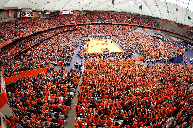 Carrier Dome - Homecourt - ESPN