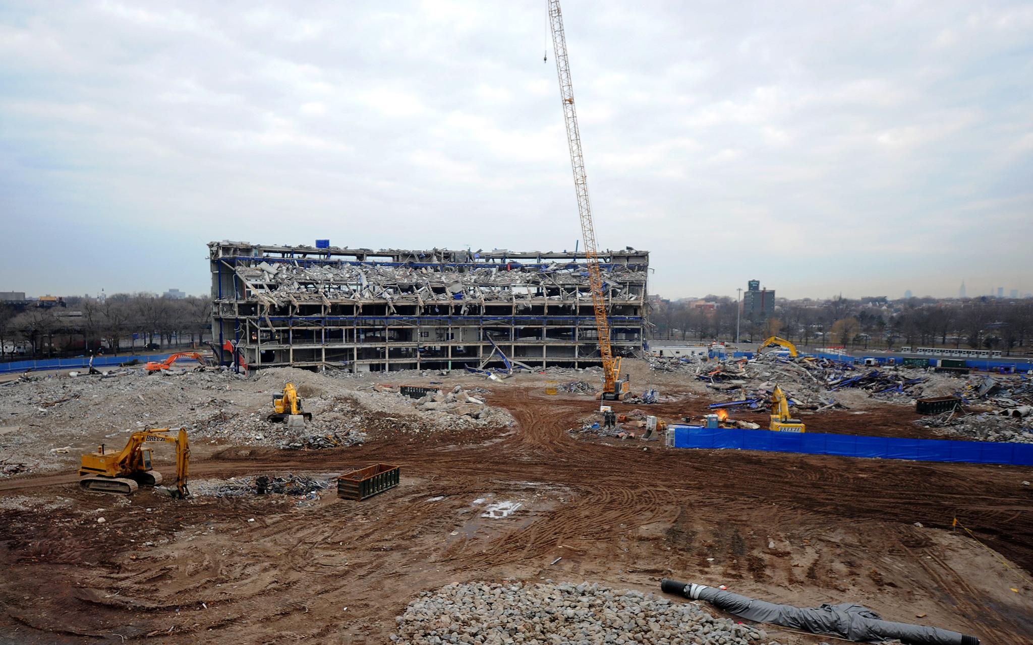 Shea Stadium: 1964-2008