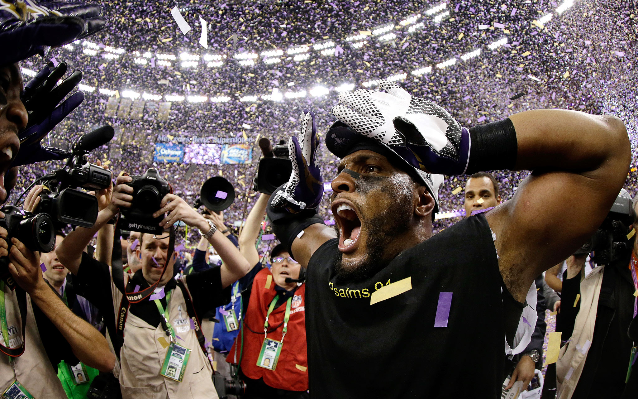 47. Ray Lewis