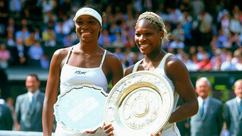 Venus Williams vs. Serena Williams