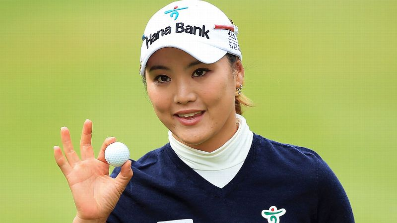 The inaugural International Crown event will give players such as South Koreas So Yeon Ryu a chance to compete in a team format.