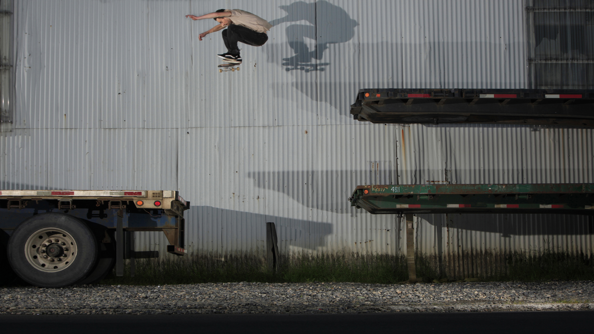 Mark Gutterman, F/S flip