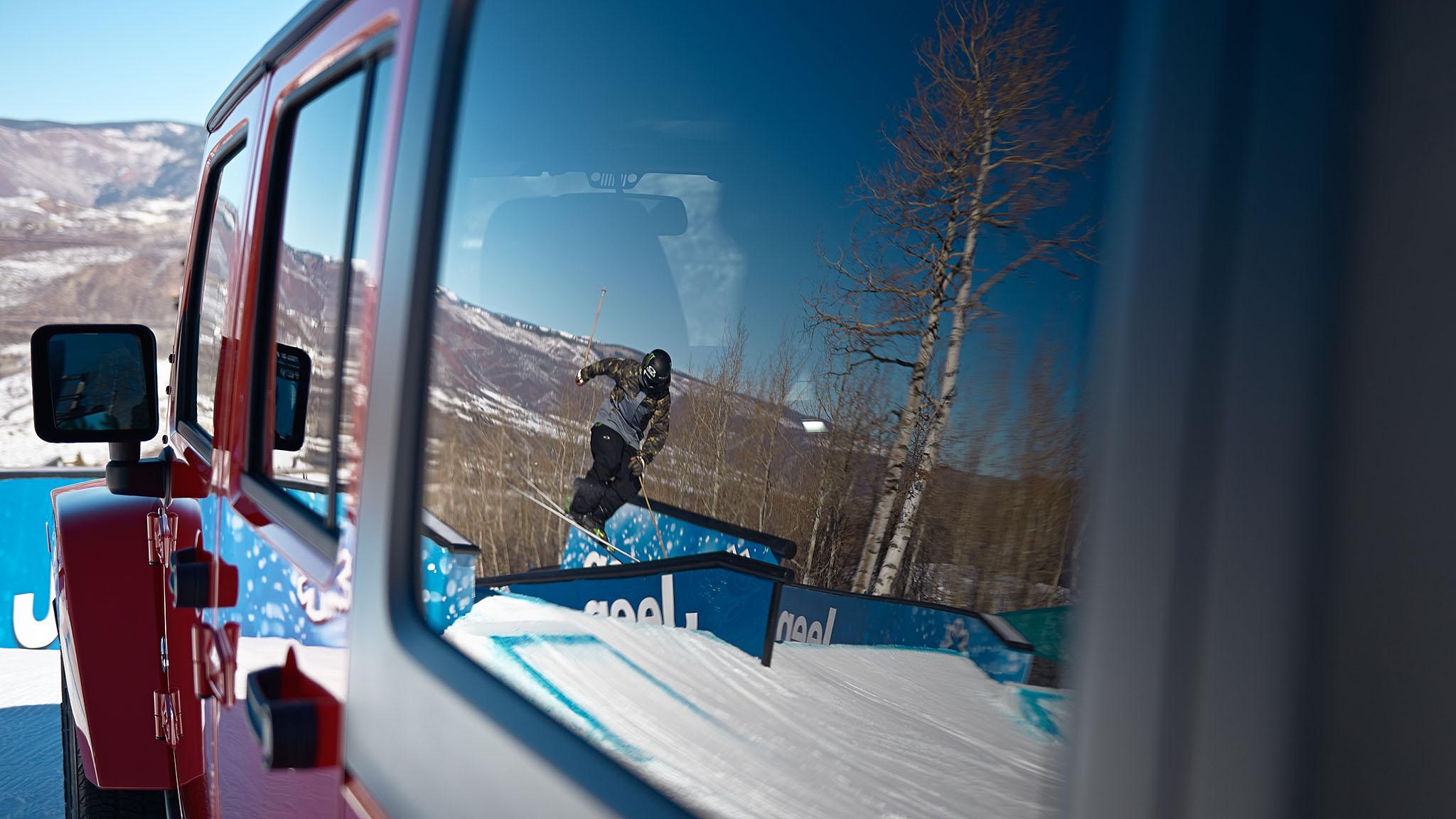 Alex Schlopy, Ski Slopestyle
