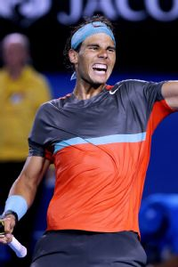 With one more win, Rafael Nadal will have at least two titles at each Grand Slam.