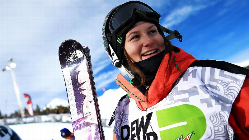 Devin Logan's first idol was Picabo Street, but her brothers convinced her to go into freestyle skiing instead.