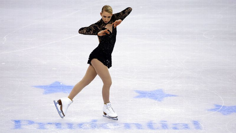 Agnes Zawadzki finished a crushing 11th at the U.S. figure skating championships and missed out on Sochi.