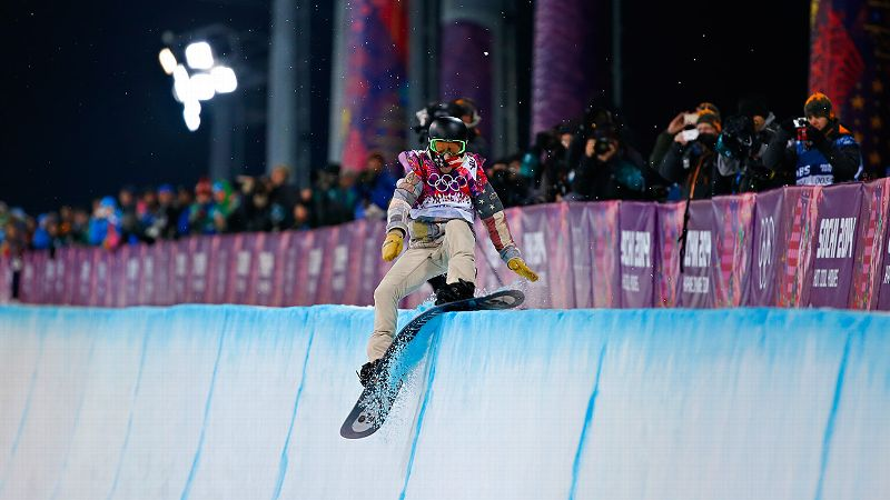 White came to Sochi in pursuit of his third consecutive halfpipe gold and left with a broken dream and a lot of criticism. Initially scheduled to compete in two events, White dropped out of the slopestyle at the last minute so he could focus on his signature event. The decision was trashed by his competitors. Then White finished in a shocking fourth place and returned to the States empty-handed. (Photo: Mike Blake/Reuters)