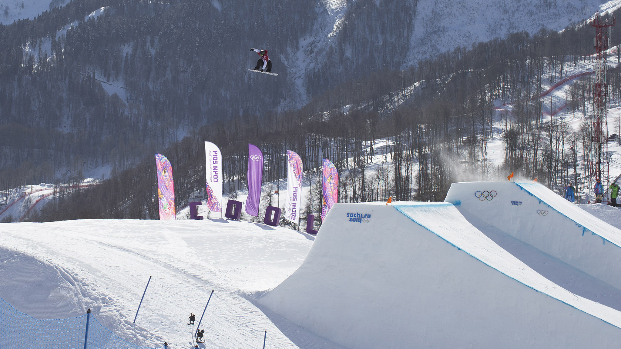 Mark McMorris ~ Slopestyle bronze