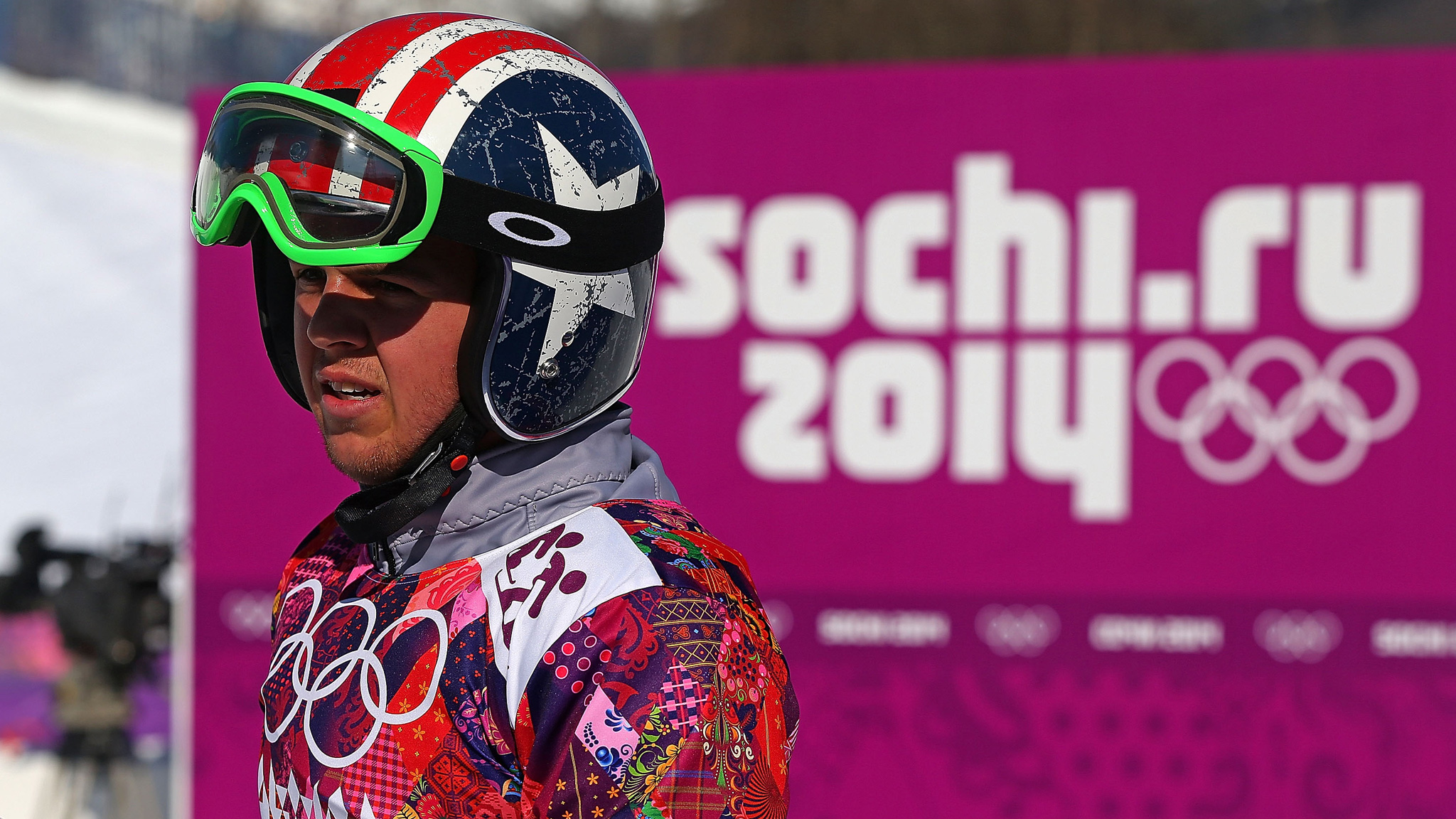 Jacob had never finished higher than seventh in a World Cup race before he surprised the field, winning the World Cup snowboardcross event in Vallnord, Andorra and clinching his U.S. Olympic team spot.