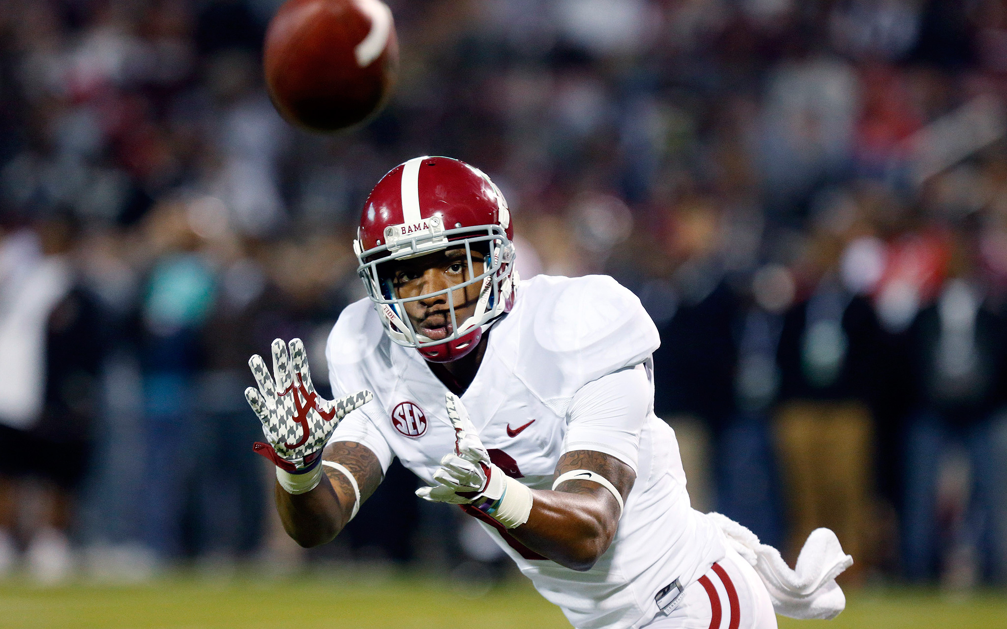 Alabama safety Ha Ha Clinton-Dix