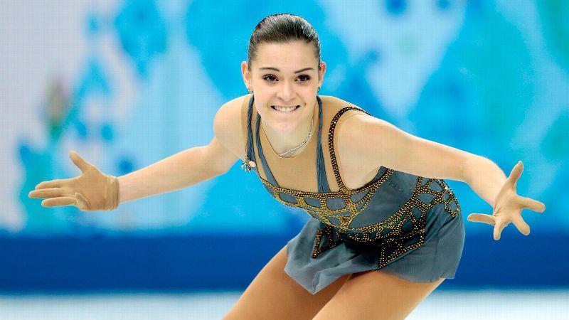 Feb. 20: W Silver Medalist Adelina Sotnikova